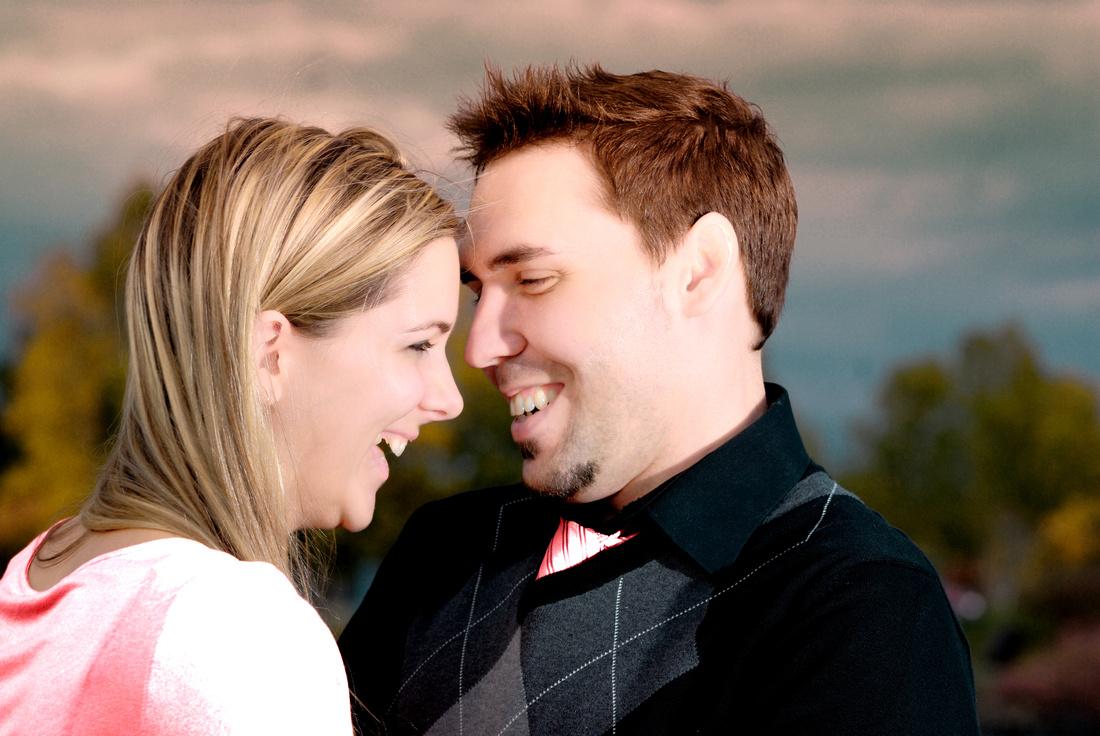 Love in the air at Lake superior, Thunder Bay marina park