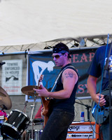photo of Cheap and Easy performing at RIBFEST Thunder Bay