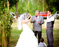 Wedding in Fort Vermilion Alberta